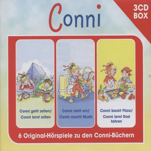 Price comparison product image Conni-3-Cd Hoerspielbox 3