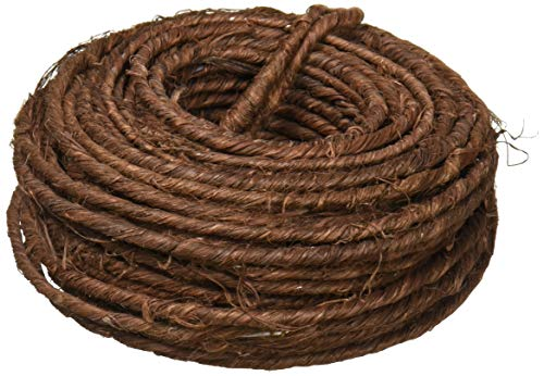 SMITHERS Brown Rustic Wire 70' 18 Gauge ()