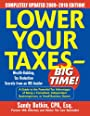 Lower Your Taxes - Big Time! 2009-2010 Edition (Lower Your Taxes Big Time)