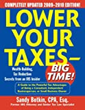img - for Lower Your Taxes - Big Time! 2009-2010 Edition (Lower Your Taxes Big Time) book / textbook / text book