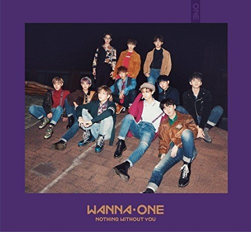 1-1=0(NOTHING WITHOUT YOU)(Wanna Ver.)-JAPAN EDITION-【CD+DVD】 CD+DVD