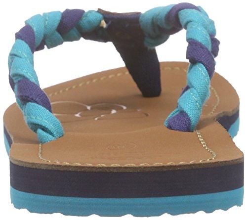 Lico Cartago - Sandalias de Dedo Mujer Turquesa - Türkis (tuerkis/marine)