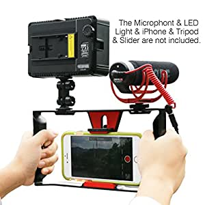 iphone filming rig smartphone rig ulanzi iphone filmmaking 11839