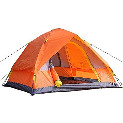 MCCAutomatic outdoor tent more than double camping picnic tent hiking camping tents