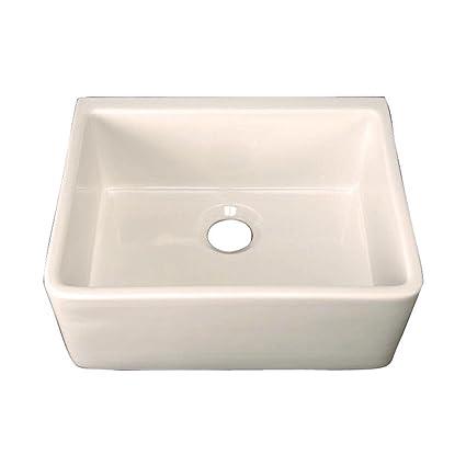 Exceptionnel Kitchen Farmhouse Apron Front Sink   Bisque Single 24