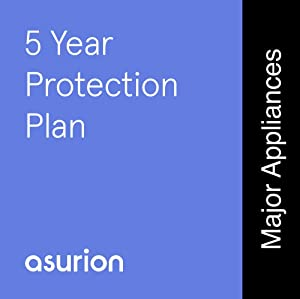 ASURION 5 Year Major Appliance Protection Plan ($1500 - $1999.99)