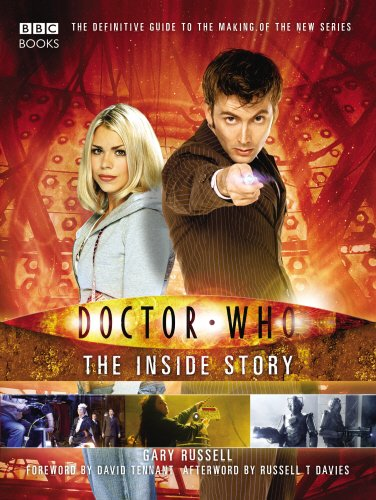 Doctor Who: The Inside Story by Random House UK