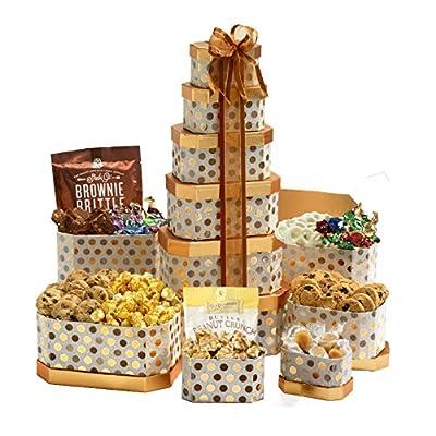 Broadway Basketeers Towering Heights Kosher Gourmet Gift