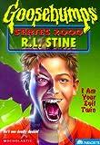 I Am Your Evil Twin, R. L. Stine, 0590399934