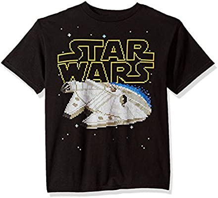 Star Wars The Falcon Boys Graphic T Shirt