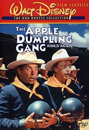 Image result for the apple dumpling gang rides again