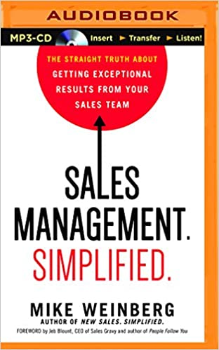Book Title - Sales Management. Simplified.