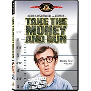 Take the Money and Run (Full Screen Edition) (1969)