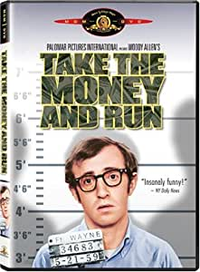 Take the Money and Run / Prends l'oseille et tire-toi  [Import]