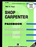 Shop Carpenter, Jack Rudman, 0837307392