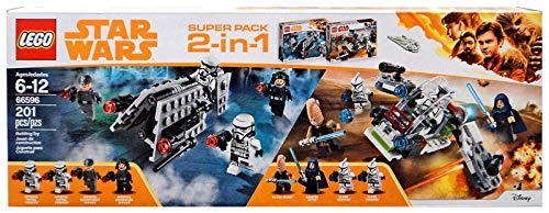 Best lego imperial trooper battle pack