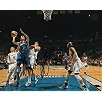 fan products of KATIE SMITH signed (NEW YORK LIBERTY) WNBA Basketball 8X10 photo *PROOF* W/COA A - Autographed Sports Photos