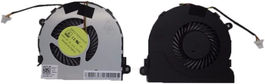 Laptop CPU Cooling Fan for DELL Inspiron 14 5447 5448 15 5542 5543 5545 5547 5548 5557 DFS170005010T FFG1 03RRG4 3RRG4 0.5A