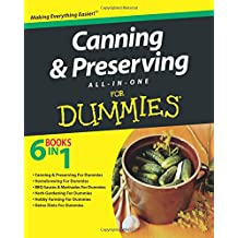 Canning and Preserving All-in-One For Dummies