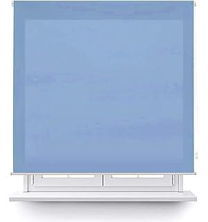 Estores Basic - Enrollable Traslúcido, Naranja, 150x175 cm: Amazon ...
