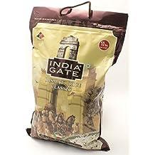 India Gate Basmati Rice, Classic, 10 lb., White