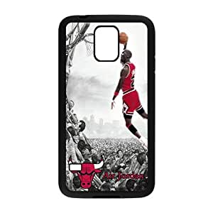 Michael jordan caricature Phone Case for Samsung Galaxy S5 Case
