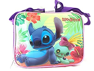 Disney Lilo and Stitch Lunch Bag-06143