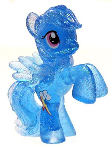 My Little Pony Friendship is Magic 5.1cm Rainbow Dash Exclusive 5.1cm PVC Figure [Crystal Glitter]