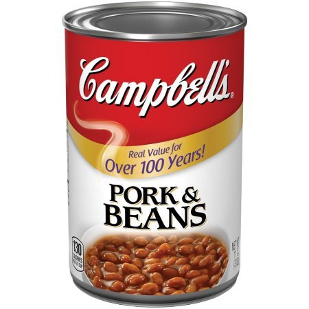 Campbell's Pork & Beans 11 oz. (6-Pack)