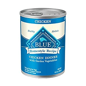 Blue Buffalo Home-Style Recipe Chicken Dinner