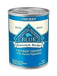 Blue Buffalo Home-Style Recipe Chicken Dinner