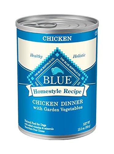 BLUE Homestyle Recipe® Chicken Dinner with Garden Vegetables - 12.5 oz