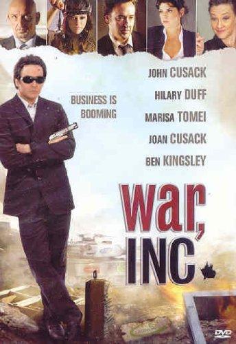 War Inc. John Cusack Hilary Duff Marisa Tomei Joan Cusack