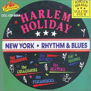 Harlem Holiday, Vol. 4: New York Rhythm & Blues