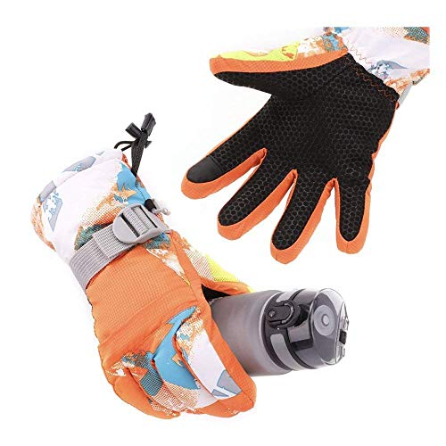 Waterproof Thermal Insulated Gloves for Women