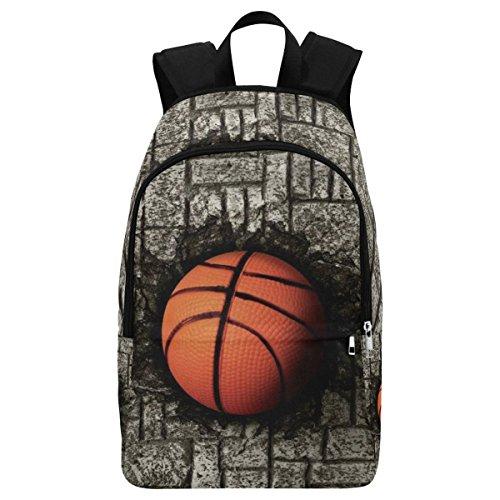 Open-Minded Coloranimal 3d Ball Print Youth Boy School Backpack Baseballly Basket Ball Schoolbags Men Casual Rucksack Kids Children Satchel Ceiling Lights & Fans