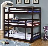 Coaster 400302-CO Furniture Piece, Cappuccino Finish