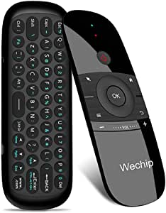 Air Mouse,Wireless Keyboard 2.4G Smart TV Remote with Mouse Game Handle Android Remote Control for Android TV Box/PC/Smart TV/Projector/HTPC/All-in-one PC/TV