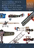Fokker Fighters, SE5 and 5A, Jack Bruce, 1841451010
