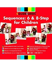 Sequences: Colorcards: 6 and 8- Step for Children