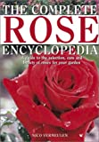Amazon / Gramercy: Complete Rose Encyclopedia (Nico Vermeulen)