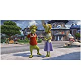 Planet 51 Lem Voice Done by Justin Long and Neera Voice Done by Jessical Biel 8 x 10 Inch Photo