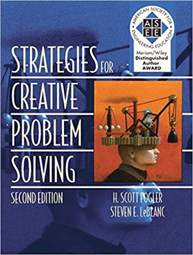 Strategies for Creative Problem Solving (2nd Edition): H