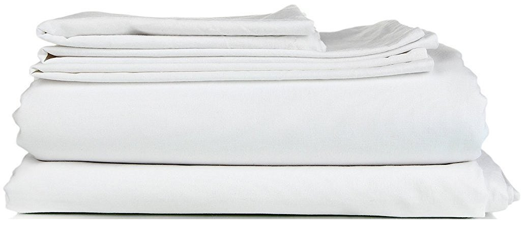 (California King, White) 600 Thread Count Solid Pattern 38cm Deep Pocket 100% Egyptian Cotton 4 Piece Sheet Set CAL-KING Size White Colour B01MF6DS4S California King|ホワイト ホワイト California King
