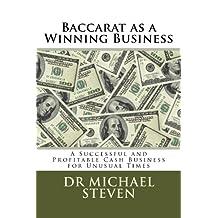 Baccarat as a Winning Business