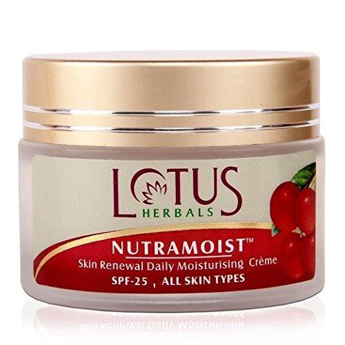 Lotus Herbals Nutramoist Skin Renewal Daily Moisturising Creme ()
