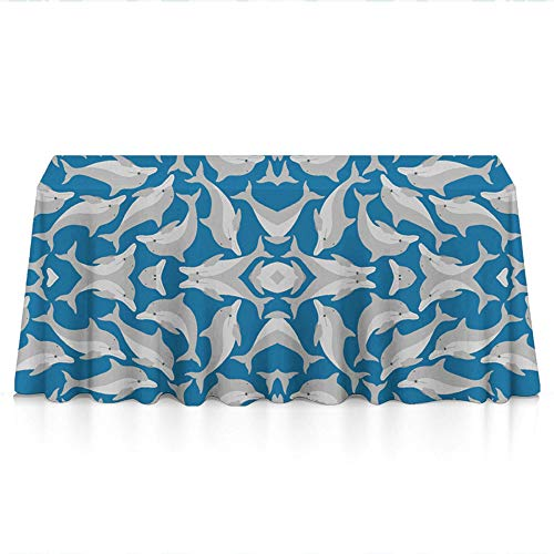 (Rectangle Tablecloth - 52