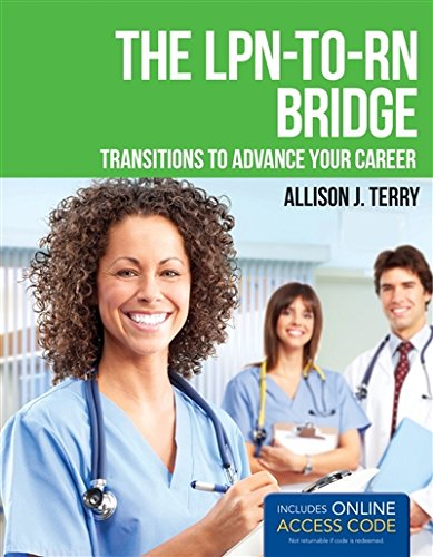 The LPN-to-RN Bridge: Transitions to Advance Your Career by Brand: Jones Bartlett Learning