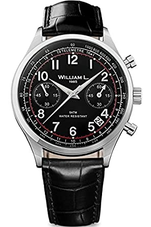 William L. Mens-Armbanduhr WLAC01NRCN