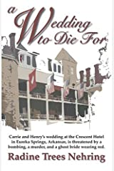 A Wedding to Die For (Something to Die for Mysteries) Paperback